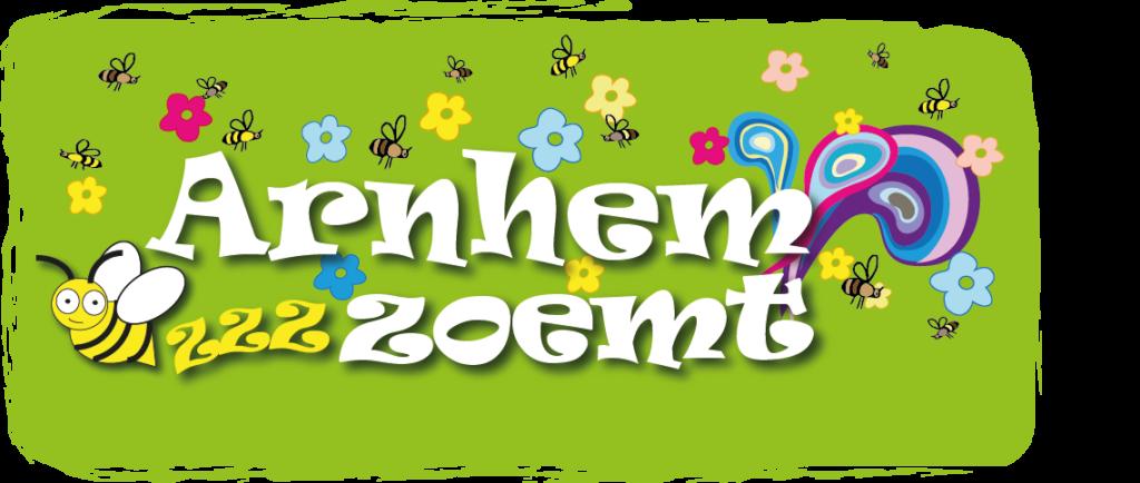 Logo Arnhem zoemt