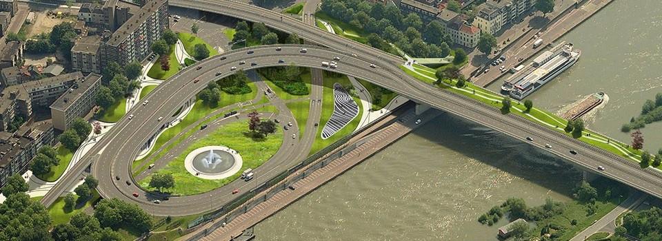 De Groene Golven in Arnhem