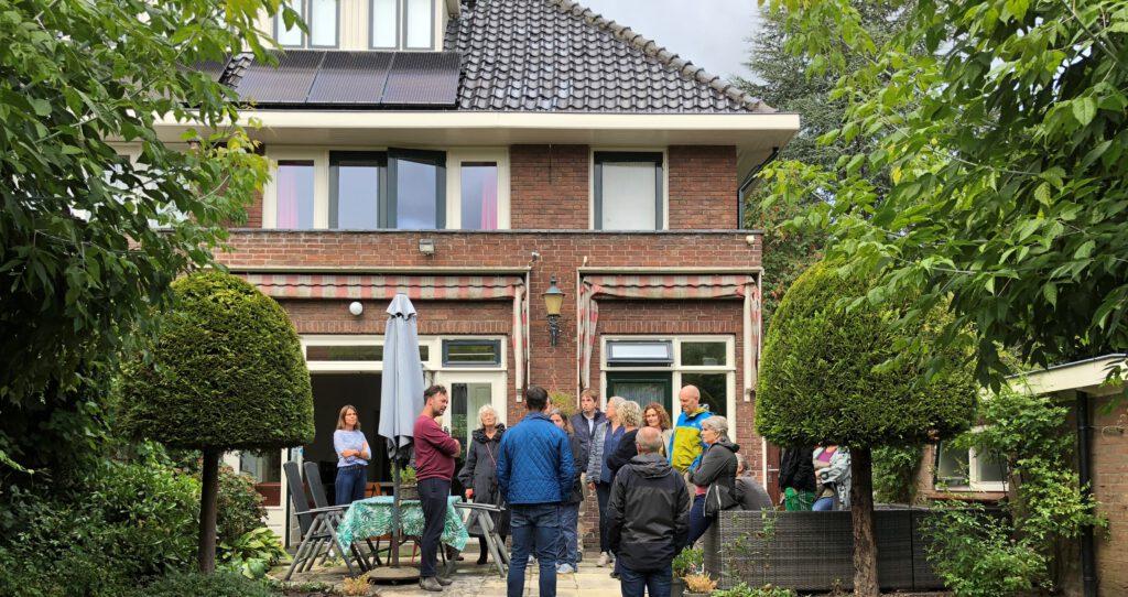 Tijdens de Klingelbeek Klimaatcarrousel inspireerden buurtgenoten elkaar om duurzame maatregelen te nemen