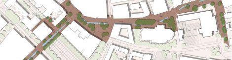 Kaart van de Sint Jansbeek
